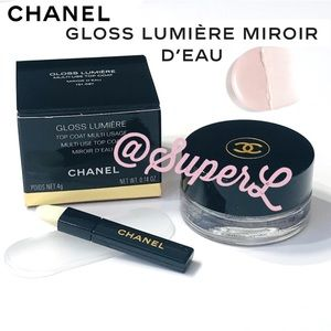 Chanel GLOSS LUMIERE Multi-Use Top Coat Eyeshadow